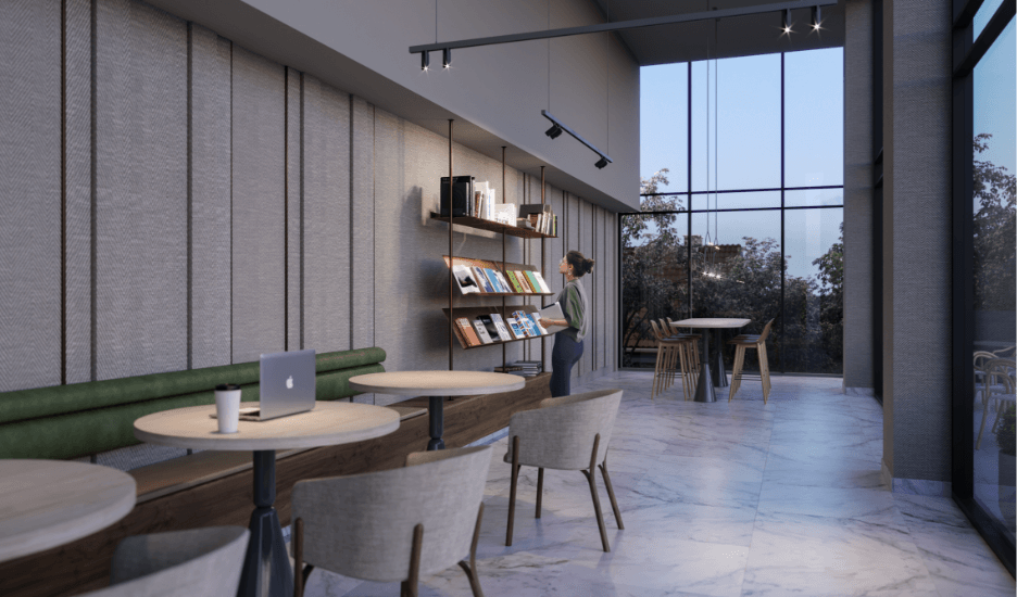 marling spring the tailor amenities library rendering