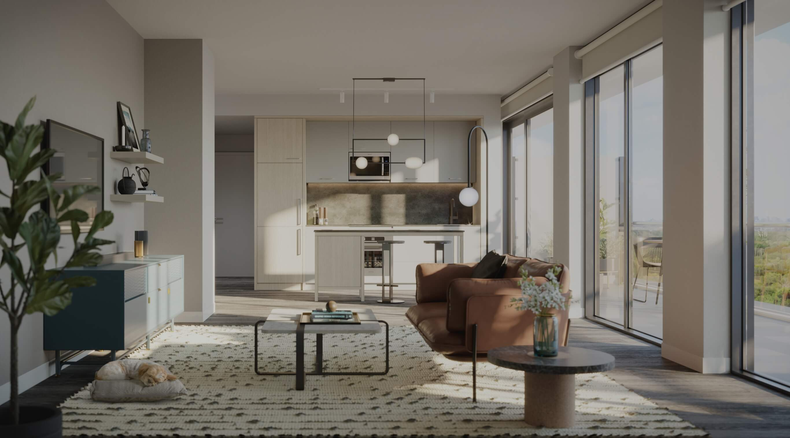 marling spring the tailor suites rendering